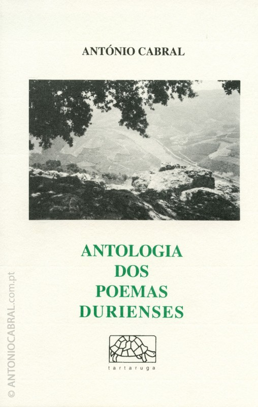 Antologia dos poemas durienses