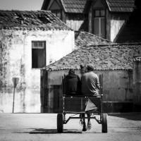 Aldeia de Trás-os-Montes, por Luis Borges
